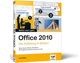 Cover von Office 2010