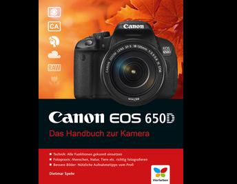 Cover von Canon EOS 650D