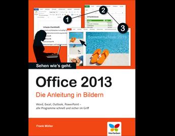 Cover von Office 2013