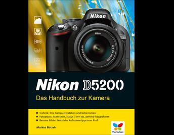 Cover von Nikon D5200