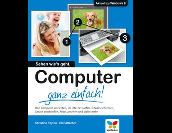 Cover von Computer – ganz einfach!