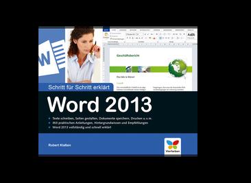 Cover von Word 2013