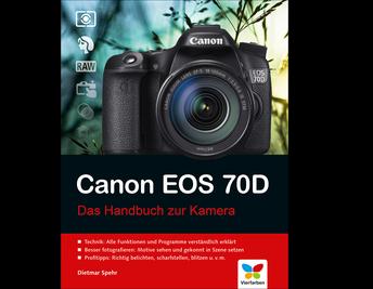 Cover von Canon EOS 70D