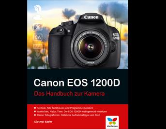 Cover von Canon EOS 1200D