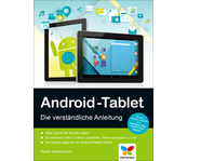Cover von Android-Tablet