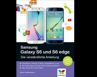 Cover von Samsung Galaxy S6 und S6 edge