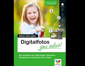 Cover von Digitalfotos – ganz einfach!