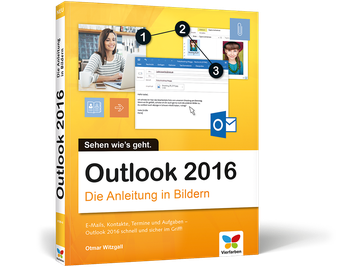 Cover von Outlook 2016