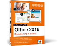 Cover von Office 2016