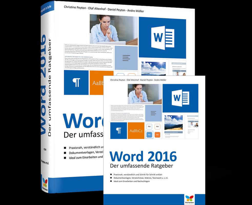 Word    2016           Der       umfassende       Ratgeber     Vierfarben