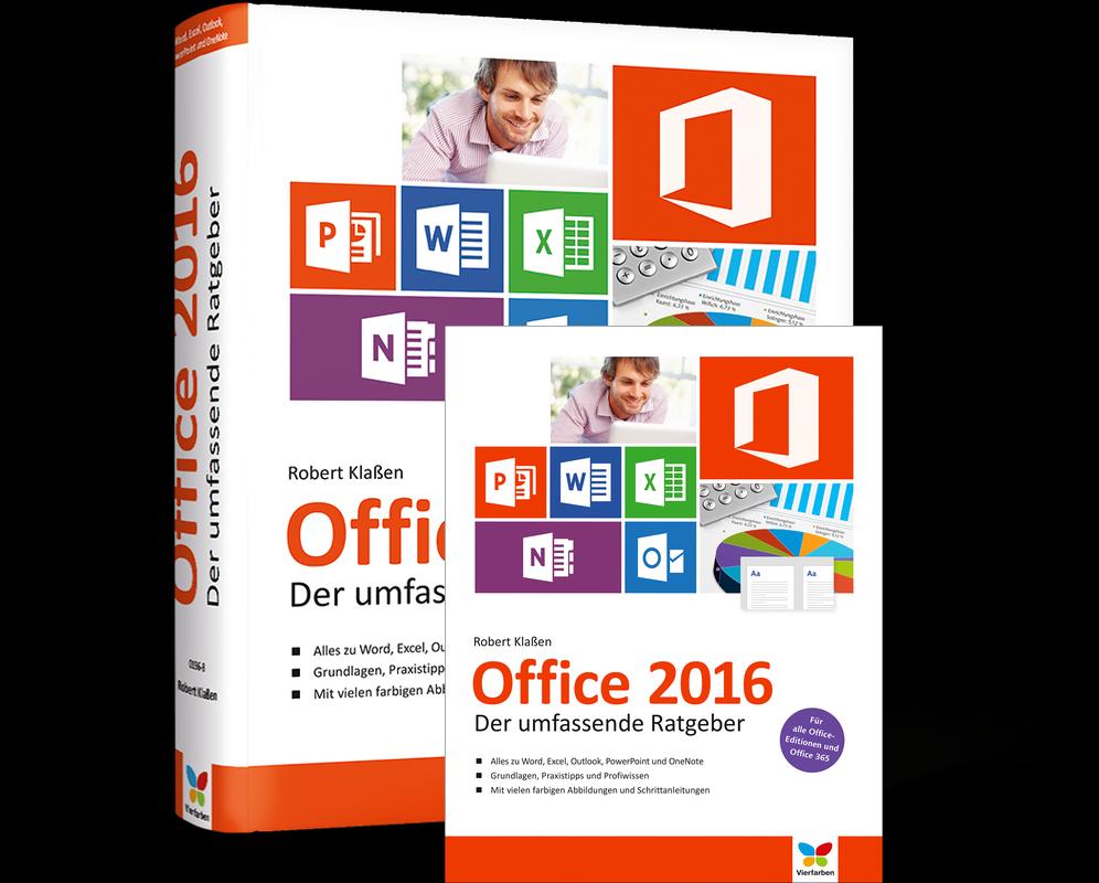 Office    2016           Der       umfassende       Ratgeber     Vierfarben