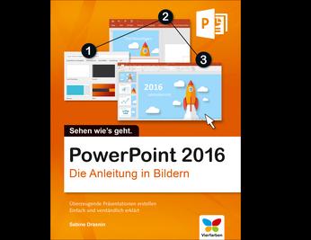 Cover von PowerPoint 2016