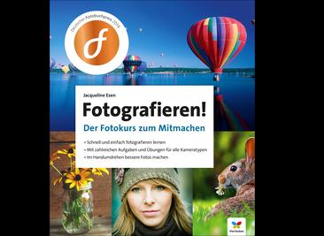 Cover von Fotografieren!