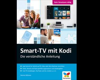 Cover von Smart-TV mit Kodi