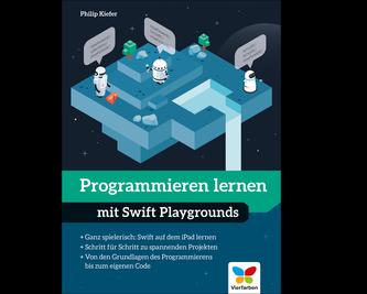 Cover von Programmieren lernen mit Swift Playgrounds