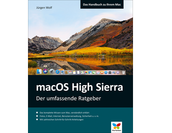 Cover von macOS High Sierra