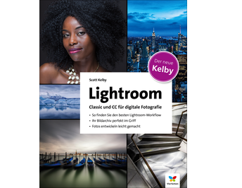 Cover von Lightroom Classic und CC für digitale Fotografie
