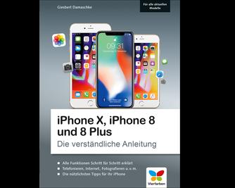 Cover von iPhone X, iPhone 8 und 8 Plus