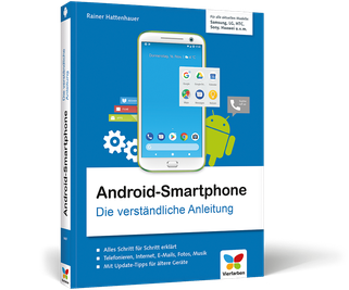 Cover von Android-Smartphone