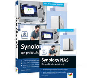 Cover von Synology NAS