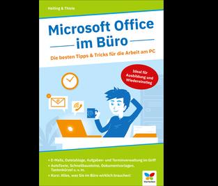 Cover von Microsoft Office im Büro