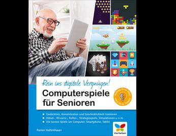 Cover von Computerspiele für Senioren