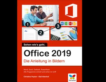 Cover von Office 2019