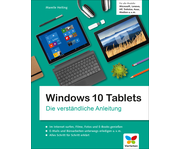 Cover von Windows 10 Tablets