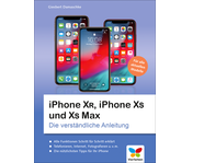 Cover von iPhone XR, iPhone XS und XS Max