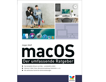 Cover von macOS Mojave