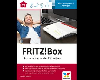 Cover von FRITZ!Box