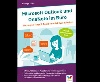 Cover von Microsoft Outlook und OneNote im Büro