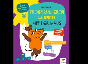 Cover von Programmieren lernen mit der Maus
