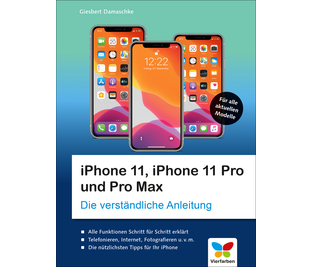 Cover von iPhone 11, iPhone 11 Pro und Pro Max