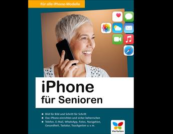 Cover von iPhone für Senioren