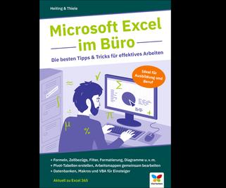 Cover von Microsoft Excel im Büro