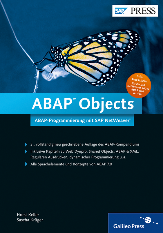 Advanced ABAP Programming - ABAP Objects