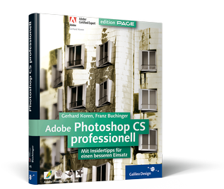Cover von Adobe Photoshop CS professionell