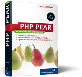 Cover von PHP PEAR