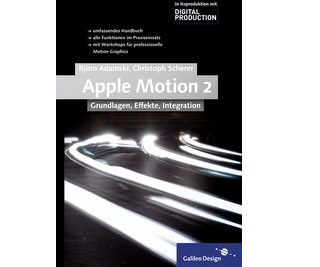 Cover von Apple Motion 2