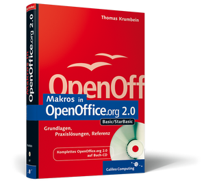 Cover von Makros in OpenOffice.org 2.0 - Basic/StarBasic