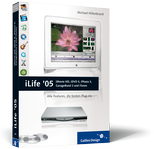 Cover von iLife '05: iMovie HD, iDVD 5, iPhoto 5, GarageBand 2 und iTunes