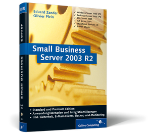 Cover von Small Business Server 2003 R2