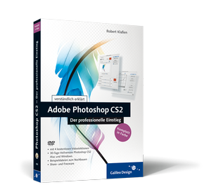 Cover von Adobe Photoshop CS2 – Der professionelle Einstieg