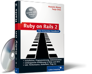 Cover von Ruby on Rails 2
