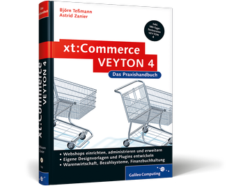 Cover von xt:Commerce