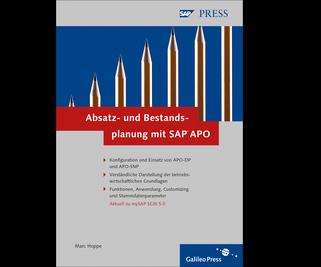 Cover von Absatz- und Bestandsplanung mit SAP APO