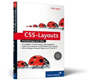 Cover von CSS-Layouts