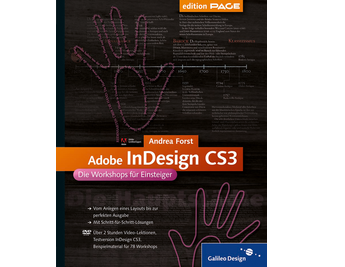 Cover von Adobe InDesign CS3