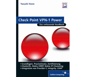 Cover von Check Point VPN-1 Power